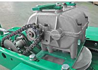 Univerzální kultivátor MKS - pětirychlostní převodovka se zpátečkou.