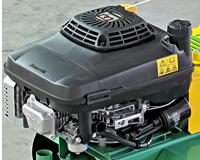 Univerzální kultivátor MKS - motor Kawasaki o výkonu 6 hp.